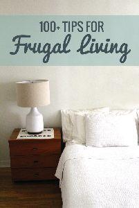 100+ Tips for Frugal…