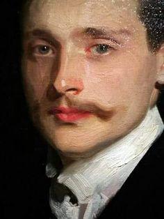 John Singer Sargent -1856-1905- León Delafosse