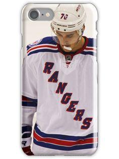 Brady Skjei iPhone 7 Snap Case New York Rangers a89040cc3