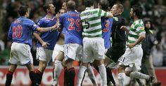 Barry Ferguson leads Rangers against Celtic