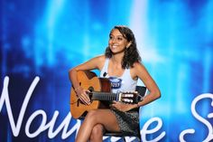 Abigaëlle: Fever - Auditions - NOUVELLE STAR 2015