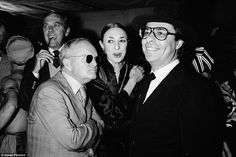 Prison send-ff: A final party and prison send-off was held in February 1980, and Diana Ross serenaded Rubell and Shrager in front of a packed crowd that included Richard Gere, Jack Nicholson, Sylvester Stallone and Gia Carangi