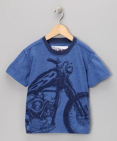 Take a look at this Blue Harbor Super Bike Tee - Boys by Kapital K on #zulily today!