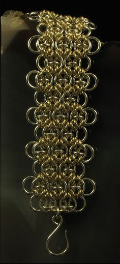 Celtic Visions Sheet. Sterling silver 18awg/6.0mm, 16awg/6.0mm and 3.0mm, and gold filled 18awg/3.5mm.
