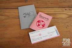 Invitaciones pasaporte en rosa#Monadas #fiestasoriginales #Caricaturas #party #decofiestas #bodas #primeraño #15años #Bautismo #comunión #aniversario #Invitaciones #Invitacionesboda #invitaciones15años #invitacionesbautismo #invitacionesprimera