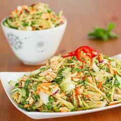 Thai Chicken Salad, #Chicken, #Salad, #Thai