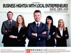 Get connected with local entrepreneurs and expand your business circles at Bussiness Networking Session with Empire Media in Guangzhou! Grab your chance on Jun 28th, we will be at Yi Wai Coffee Shop, Guangzhou! See you there.http://www.empire-empire.com/event/guangzhou-business-networking-event/