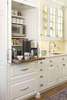 #homeideas #kitchenstorage #kitchencabinets #kitchenorganization