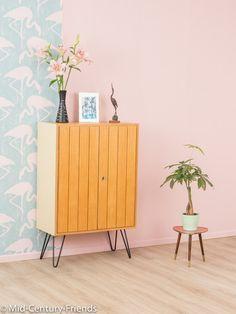 Vintage Kommoden - 60er Kommode, Sideboard, 50er, Vintage - ein Designerstück…