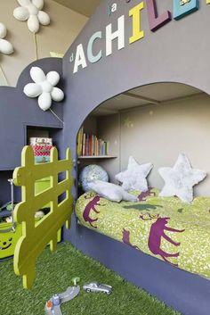 Emma Déco - Do it Yourself: Fabriquer un lit cabane pour votre enfant | homedeco.designblog.fr