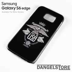Crooks And Castles Los Angeles For Samsung S6 Edge Case