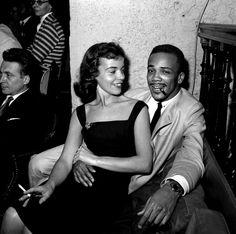 Quincy Jones Paris, 1950   Photography by Herman Leonard