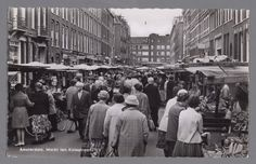 Waar nu de Ten Katestraat ligt, was lange tijd de grens van de stad. De ene kant was gemeente Amsterdam, de andere kant gemeente Nieuwer-Amstel. Pas in 1896 kreeg Amsterdam de grond aan de westkant van de Ten Katestraat erbij. In 1912 werd in de Ten Katestraat voor het eerst een officiële dagmarkt gehouden.