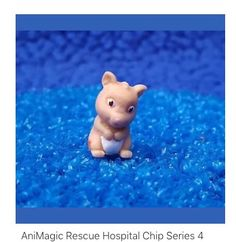 Animagic Rescue Hospital Series 4 - Chip the Hamster