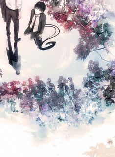 Okumura Rin, Okumura Yukio - Blue Exorcit / Ao no Exorcit