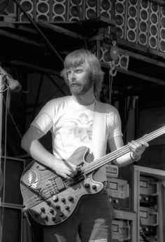 Phil Lesh, Santa Barbara 1974