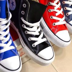 You have to have at least one pair of converse shoes in your closet