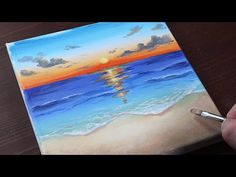 Acrylic Painting Lessons, Acrylic Painting For Beginners, Simple Acrylic Paintings, Acrylic Painting Tutorials, Beginner Painting, Painting Patterns, Acrylic Painting Canvas, Canvas Paintings, Painting Tips