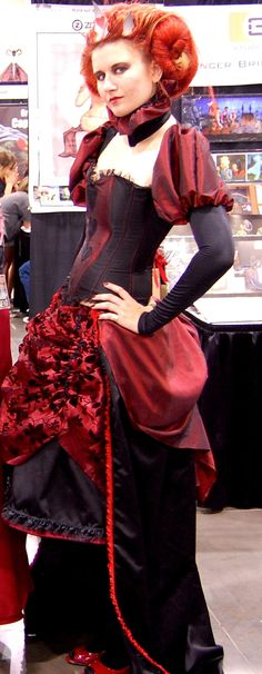 175 Best Steampunk Queen Of Hearts Images Cosplay Costumes