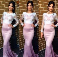 Prom Dresses,Long Mermaid Prom Dresses,Mermaid Prom Dress,Sexy Prom Dress,Long Sleeve Prom Dresses,Formal Gown,Sexy Evening Gowns,Party Dress,Mermaid Prom Gown,Prom Dresses with appliques