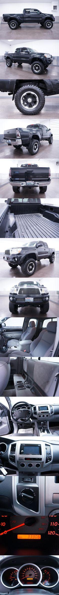 ☆ 2007 Toyota Tacoma 4x4 Lifted Truck/Trucks ☆ Nav & Low Miles!