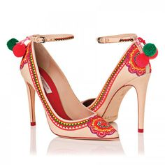 Caroline Issa for L.K. Bennett Shoe Collection Spring 2013