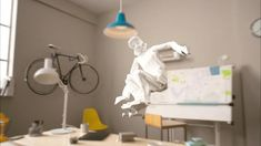 New commercial for Samsung. This film was animated in stop motion with no CG additions.