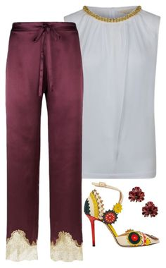 """""""This...that is all"""" by tori-holbrook-th on Polyvore featuring MICHAEL Michael Kors, Gilda & Pearl, Charlotte Olympia and Madina Visconti di Modrone"""