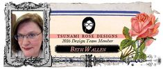 Tsunami Rose Designs: DT Project: Beth Wallen- Vintage Mini Junk Journal using various Ephemera Packs 2017 Design, Junk Journal, Journal Ideas, Vintage Ephemera, Something To Do, Tsunami, Projects, Journalism, Rose