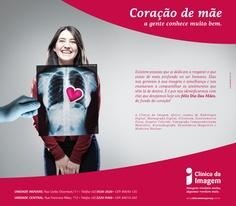 Anúncio Veiculado no Dia das Mães 2012