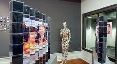 Robert Hirsch's 60's Cubed: Signs, Symbols, and Celebrities   weeksgallery.sunyjcc.edu