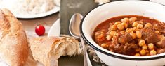 Chickpea, Short Rib And Harissa Stew