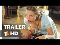 Pride and Prejudice and Zombies Official Trailer #1 (2015) - Lily James Horror HD - YouTube
