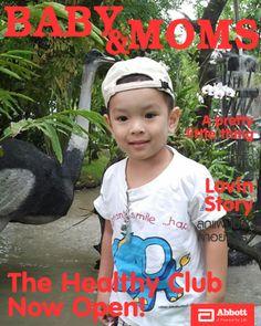 ภาพซุปตาร์ตัวน้อยโดยคุณ NongAuto Chayaphon ...มาปั้นลูกน้อยให้เป็นซุปตาร์หน้าปก พร้อมลุ้นผลิตภัณฑ์มากมายจาก Abbott ได้ที่ http://www.thehealthyclub.com/bigcover/index.aspx