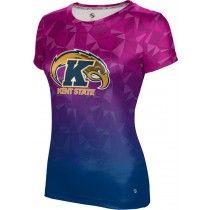 Foxy ProSphere Kent State University Girls Performance T-Shirt