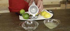 Šťáva z citronu i bez odšťavňovače. Stačí ho vložit do mikrovlnné trouby - Svět kreativity Plastic Cutting Board, Tableware, Lemon, Dinnerware, Tablewares, Dishes, Place Settings