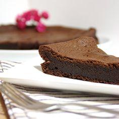 Cinco Quartos de Laranja: Bolo de chocolate com amêndoa