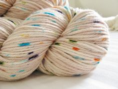 Worsted Hand dyed 100 Superwash Merino Yarn  by CakewalkYarns, $23.00