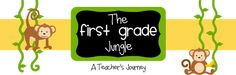 Wow - great ideas for first grade