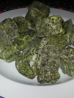Pesto genovese TM5 da congelare - http://www.food4geek.it/scuola-di-cucina/ricette-di-base/pesto-genovese-tm5-da-congelare/