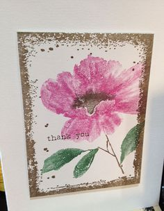 Amazing what you can do with a few great stamps. Card Making Inspiration, Making Ideas, Love Cards, Thank You Cards, Hero Arts, Stampin Up Cards, Cas, Handmade Cards, Feathers