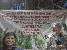 """Convocatoria Gráfica Bety Cariño 2014: """"Nuestra voz contra el olvido, contra el silencio, por la esperanza"""""""