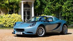 The Lotus Elise 250 Special Edition launches as a celebration of Lotus's 50th…