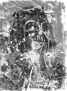 Darth Vader By Renato Cunha