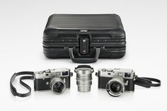 Announcing the Leica M Edition 100 in celebration of 100 years of Leica photography! The Leica M Edition 100 consists of the Leica M-A, a purely mechanical rangefinder camera for film photography, the Leica M Moncochrom and three Leica Summilux-M lenses with focal lengths of 28, 35 and 50 mm.  #Leica100