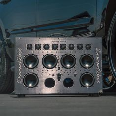 DiamondBoxx XL Bluetooth Boombox #bluetooth, #boombox, #powerful