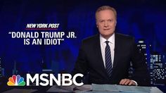 @Lawrence: Jared Kushner Letting @DonaldTrumpJr. Take The Fall | The Last Word @MSNBC
