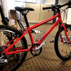 #islabikes beinn 20 kids bike is dialed and weighs only 17.3 lbs for $439. Any parents out there? by mtbr