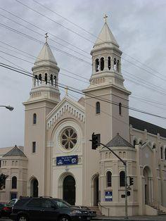 Star of the Sea Catholic Church # 2 - San Francisco CA USA 2010 by Moocha, via Flickr