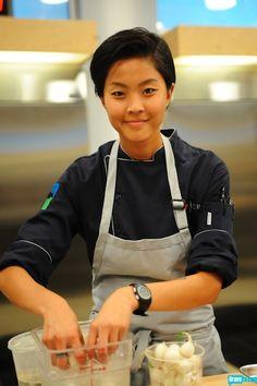 Honor isn't winning: Top Chef-Season 10, Kristen Kish- she is cool.